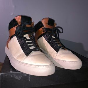 FRYE Owen High Sneakers
